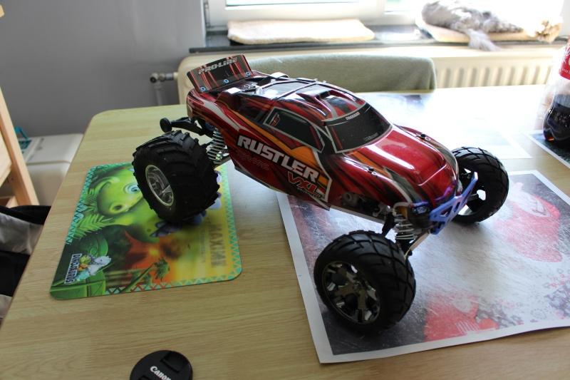 Rustler VXL Chassis FLM - Problème Chauffe Img_1510