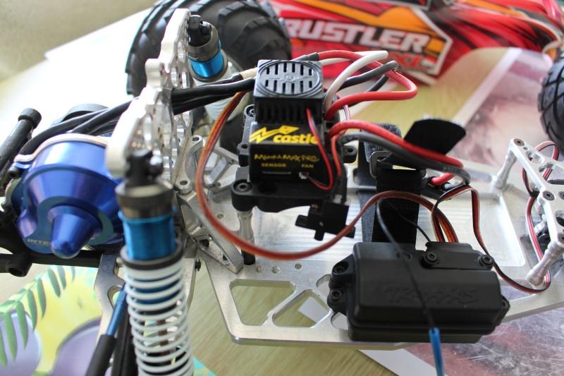 Rustler VXL Chassis FLM - Problème Chauffe Img_1513
