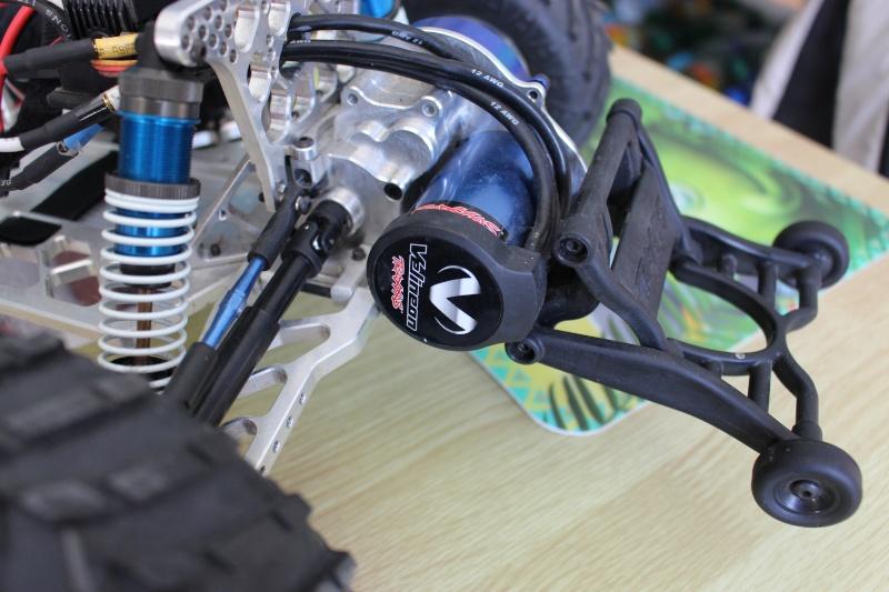 Rustler VXL Chassis FLM - Problème Chauffe Img_1514