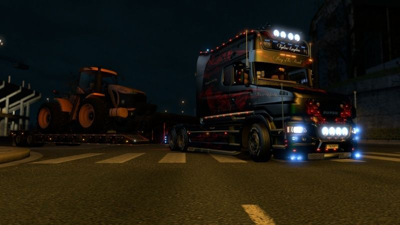 MOD : Pack Longline Scania T & Streamline Edition Smoke Red Ets2_015