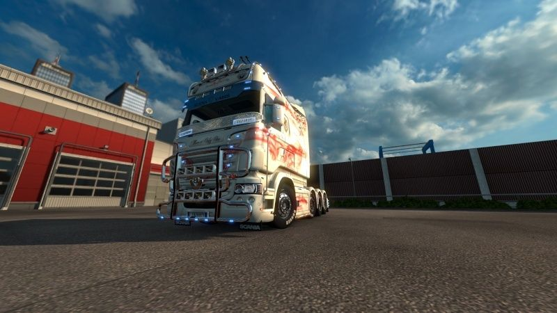 MOD : Pack Longline Scania T & Streamline Edition Smoke Red Ets2_030