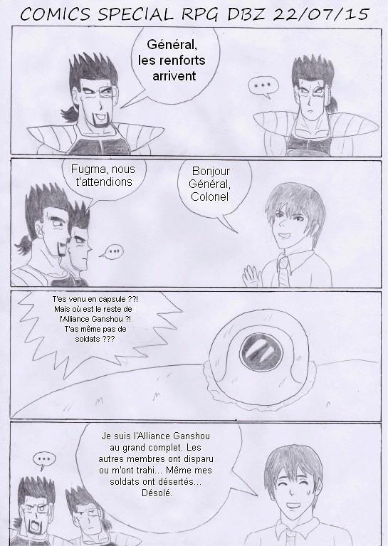 Comics special RPG DBZ by Motta Specia11