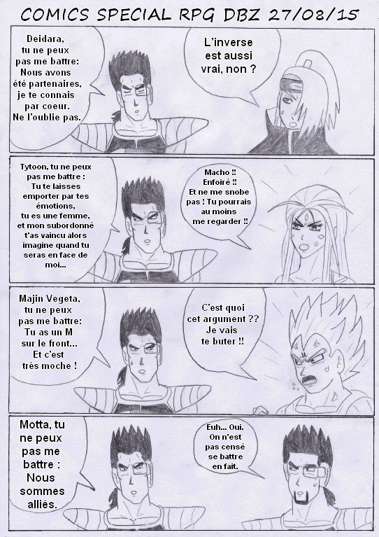 Comics special RPG DBZ by Motta - Page 2 Specia15