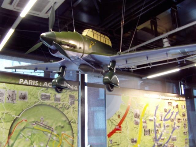 Montage du Stuka au Musée Stuka_77