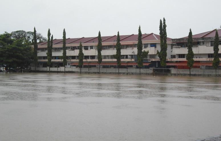 Kota Belud banjir lagi .... 16/1/2010 Banjir11