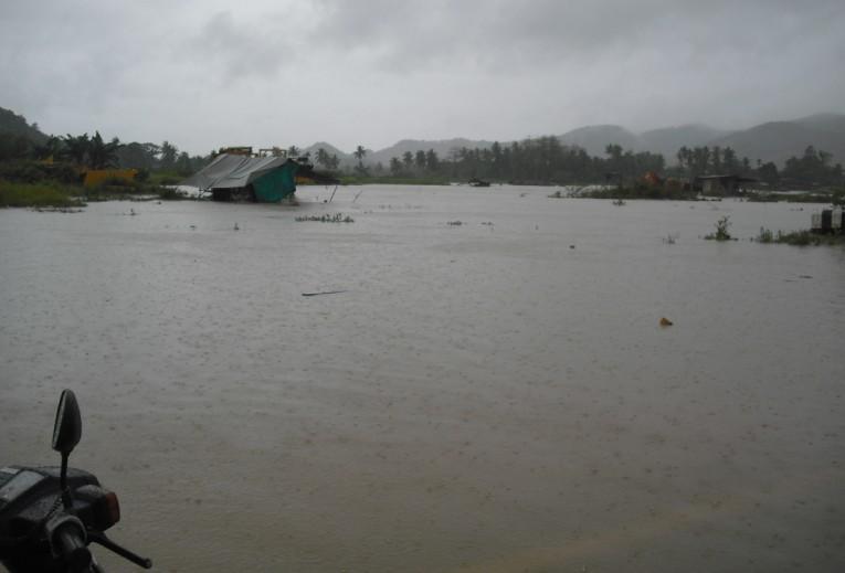 Kota Belud banjir lagi .... 16/1/2010 Banjir13