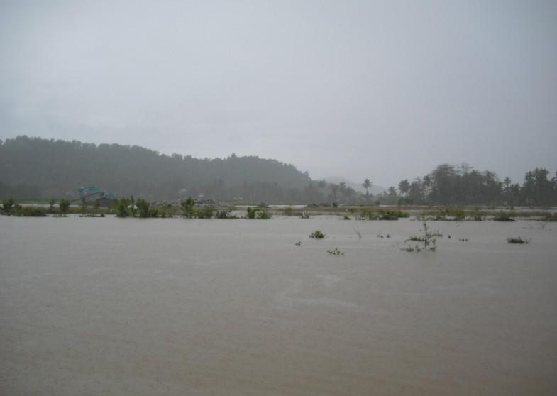 Kota Belud banjir lagi .... 16/1/2010 Banjir16
