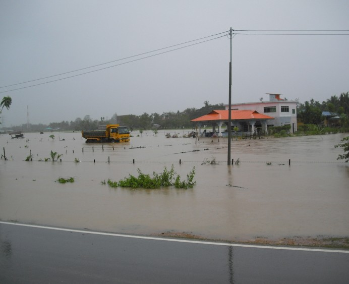 Kota Belud banjir lagi .... 16/1/2010 Banjir18