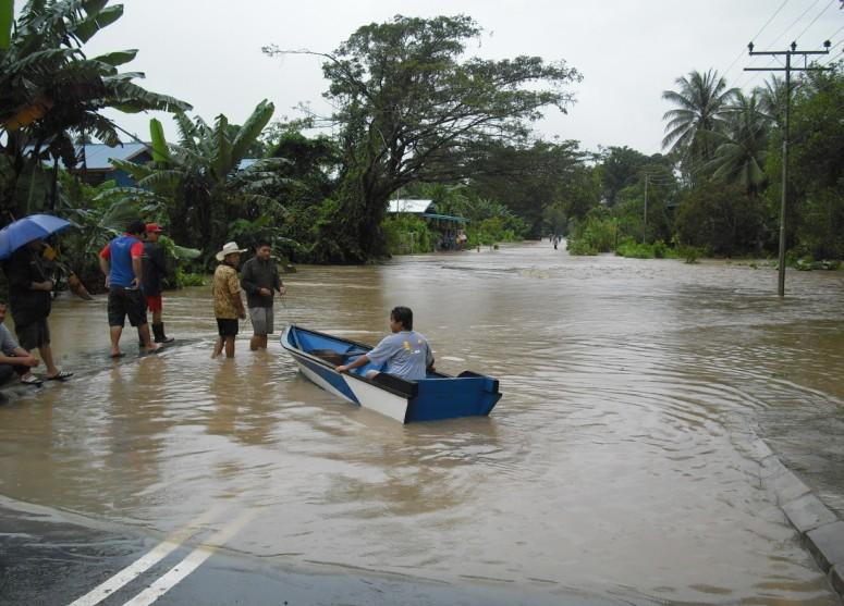 Kota Belud banjir lagi .... 16/1/2010 Banjir23