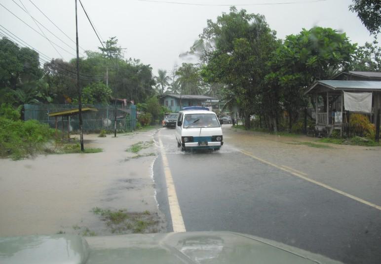 Kota Belud banjir lagi .... 16/1/2010 Banjir26