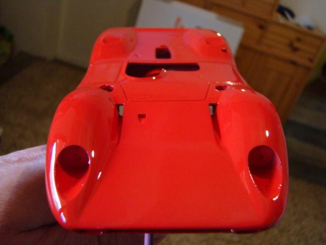 Ferrari 312P, Chris AMON, 1/24 Dsc04013