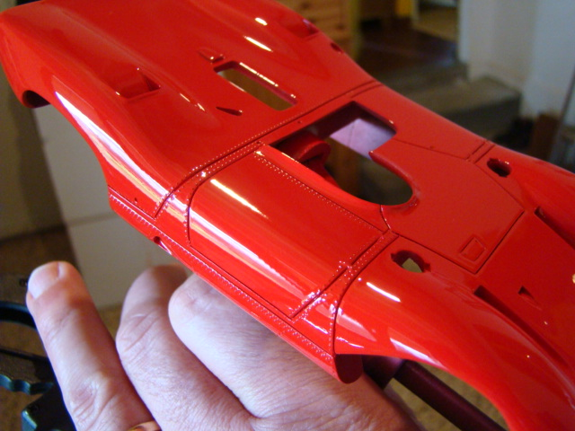Ferrari 312P, Chris AMON, 1/24 Dsc04014
