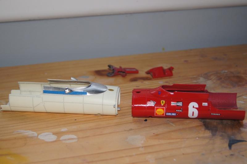 Ferrari 312 F1, GP d'Angleterre, 1967 Chris Amon Dsc06834
