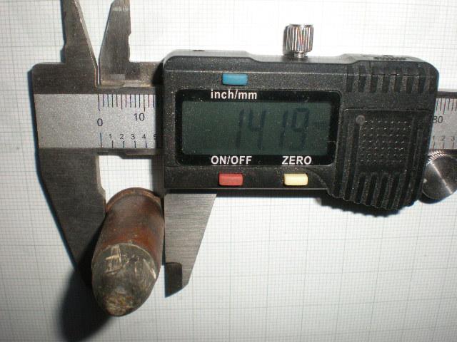 14mm percussion annulaire à identifier P8110013