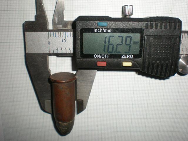 14mm percussion annulaire à identifier P8110014