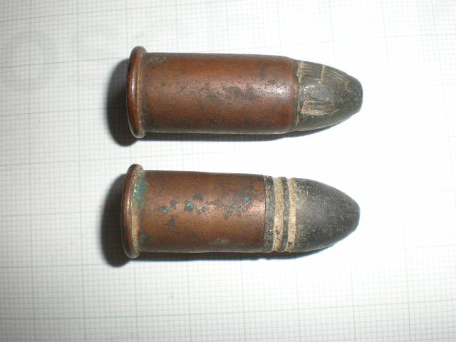 14mm percussion annulaire à identifier P8130010
