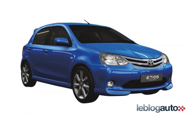 2010 - [Toyota] Etios 2010_e11
