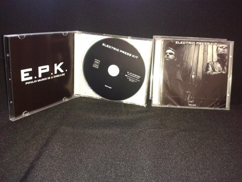 "ELECTRIC PRESS KIT ""LOW COST"" Nouvel album! Photo_10"
