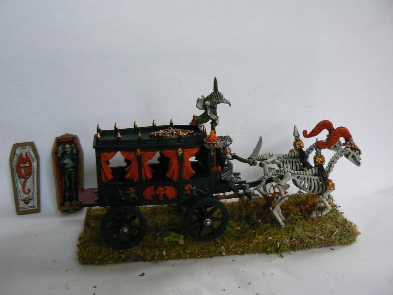 Mon Armée Comte Vampire. Carros12
