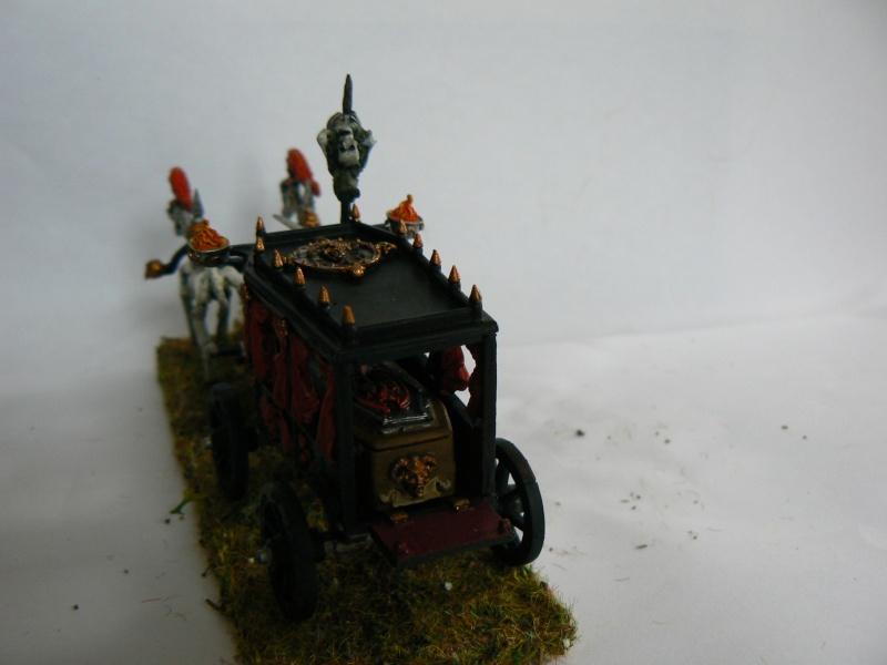 Mon Armée Comte Vampire. Carros13
