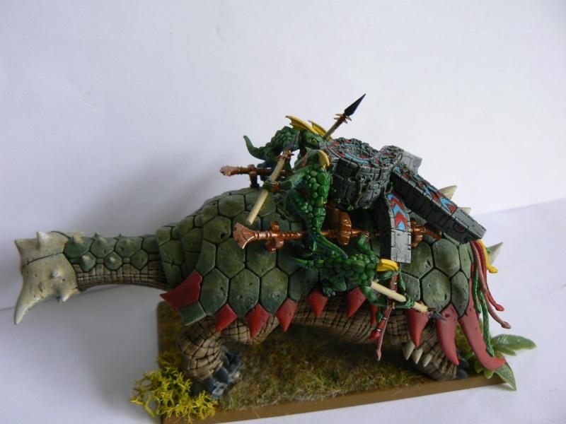 Mon armée de Lustrie P1130512