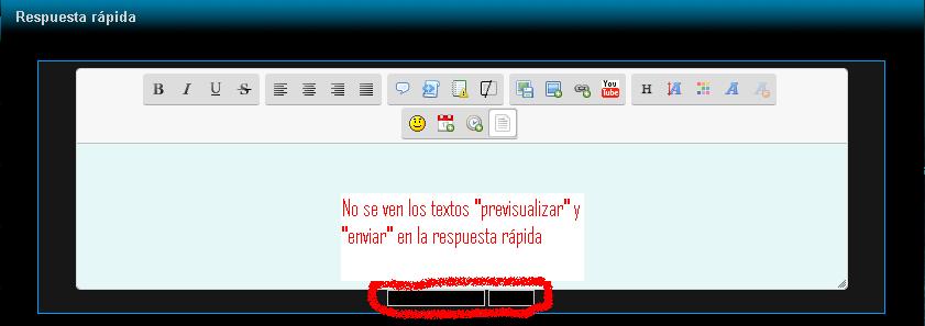 """000 - Texto de """"botones"""" en el mismo color que el botón (botones de respuesta rápida y conectar) Captur11"""