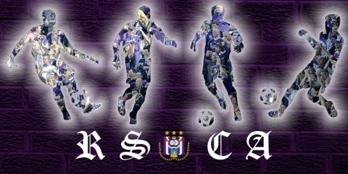 Superman joue au foot Rsca211