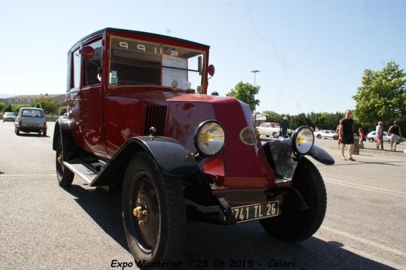 (26)[28 JUIN2015]Expo Voitures Parc Intermarché Montelier -  Dsc07049