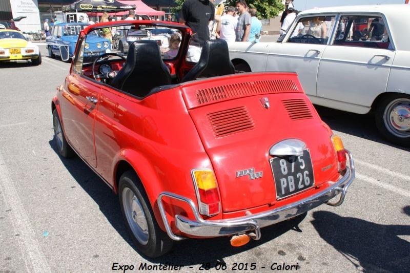 (26)[28 JUIN2015]Expo Voitures Parc Intermarché Montelier -  Dsc07085