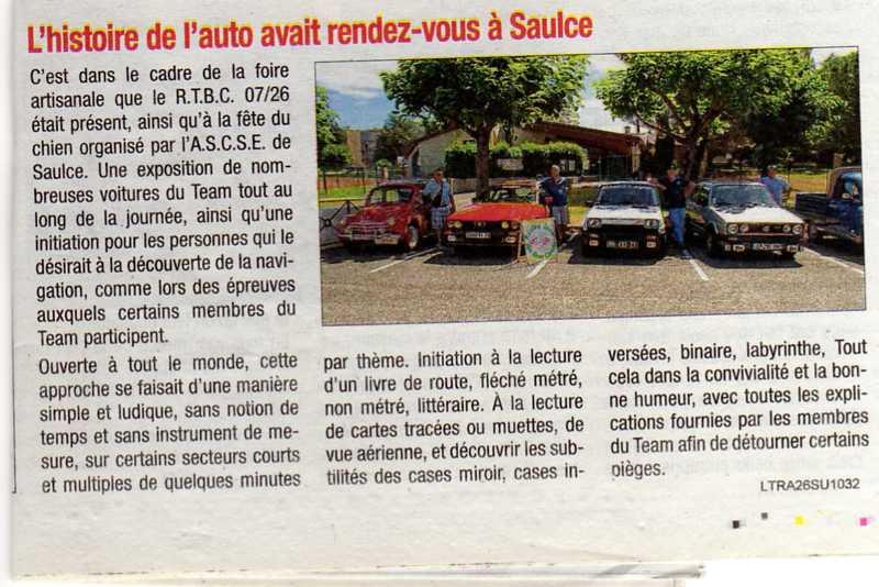 (26)[26/07/15] Foire expo artisanale de Saulce /Rhone - Page 2 La_tri10