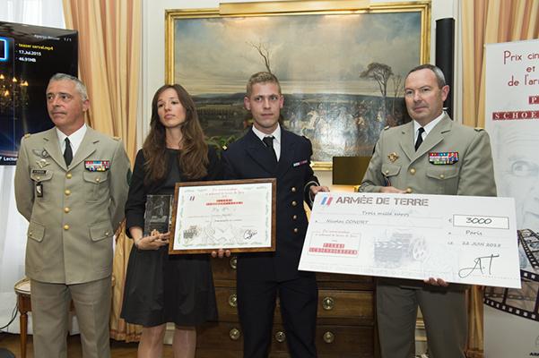 Remise du prix Pierre Schoendoerffer 2015ec10