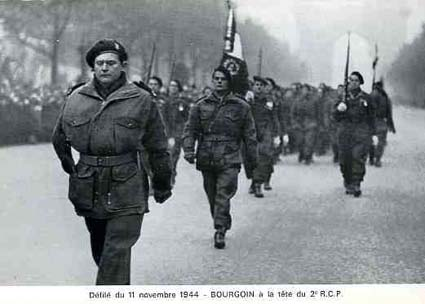 Hommage à un grand ancien : le Colonel Pierre Bourgoin Bourgo10