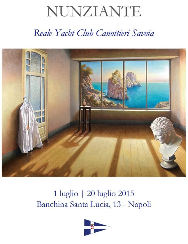 Nunziante al Reale Yacht Club Canottieri Savoia 30/06-20/07 2015 - Napoli 02071510