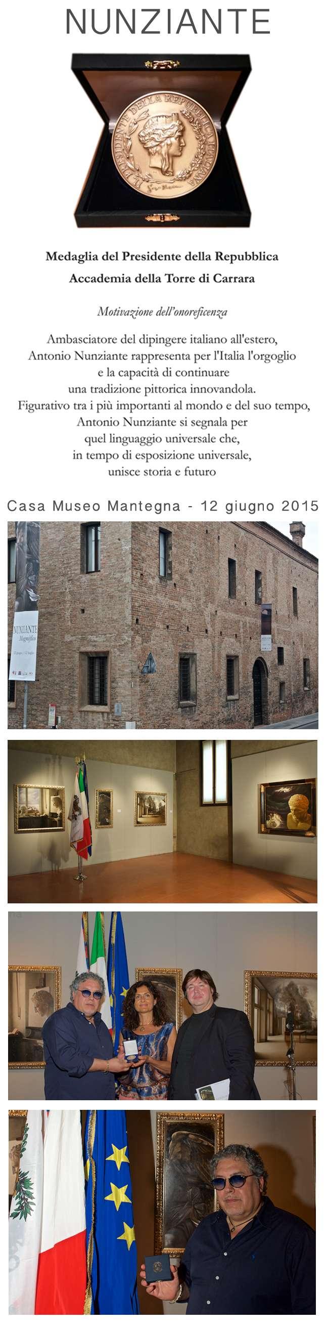 Nunziante a Mantova - Casa del Mantegna - 12/06-12/07 2015 16061510
