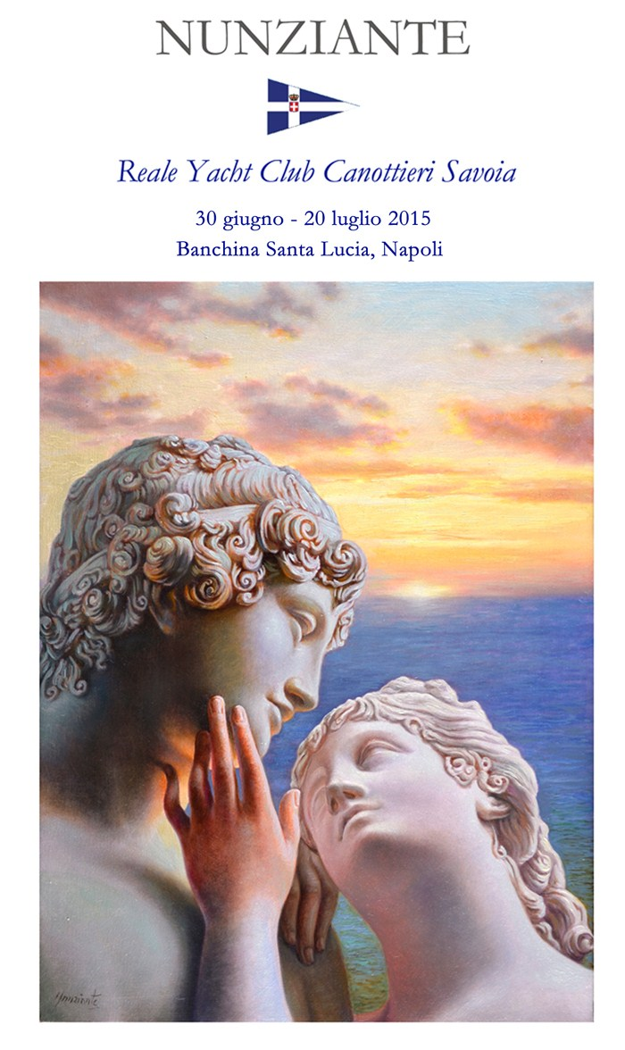 Nunziante al Reale Yacht Club Canottieri Savoia 30/06-20/07 2015 - Napoli 24061510