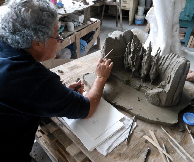 ESCLUSIVA! Progetto sculture del Maestro Nunziante Dscn2710