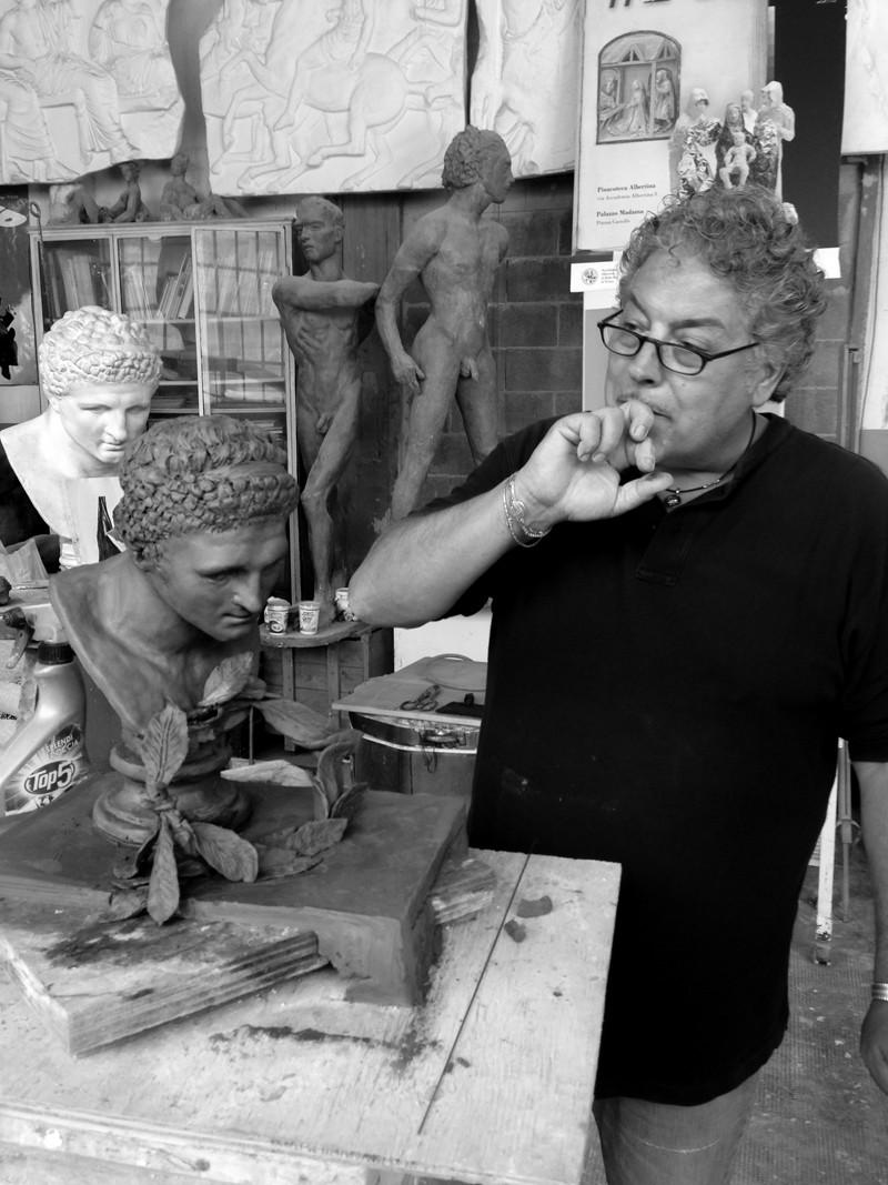ESCLUSIVA! Progetto sculture del Maestro Nunziante Img_1312