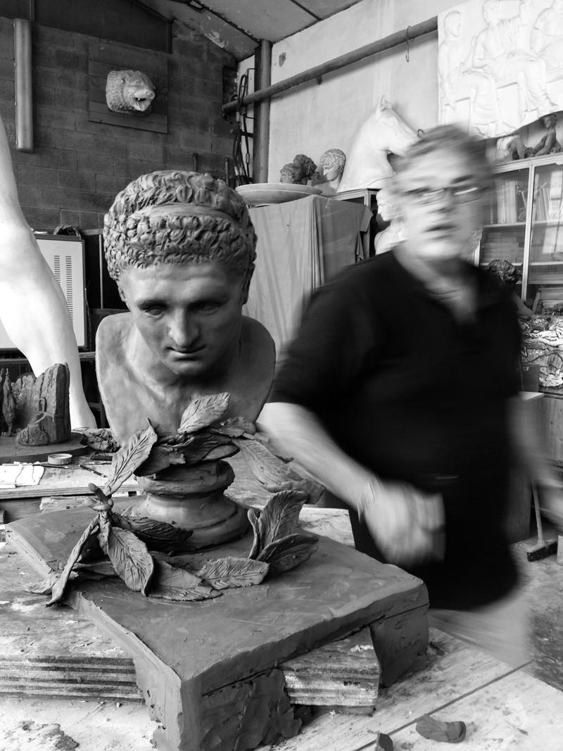 ESCLUSIVA! Progetto sculture del Maestro Nunziante Img_1314