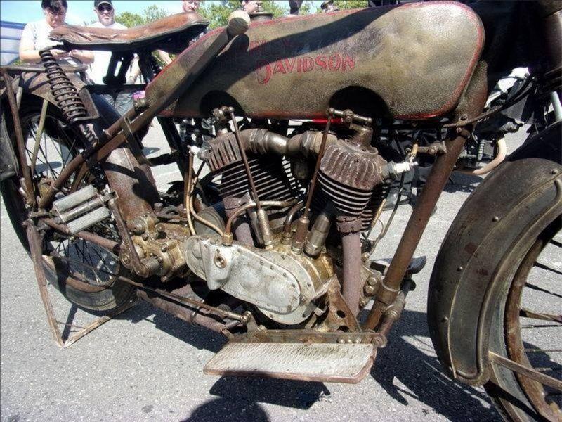 Les vieilles Harley....(ante 84) par Forum Passion-Harley - Page 2 Captu342