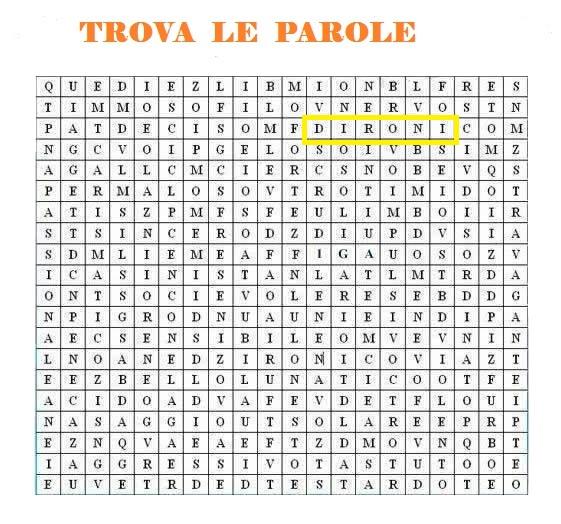 Trova le parole - Pagina 7 Dironi10