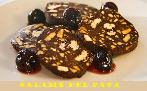 Torte e dolcetti vari - Pagina 3 Salame13