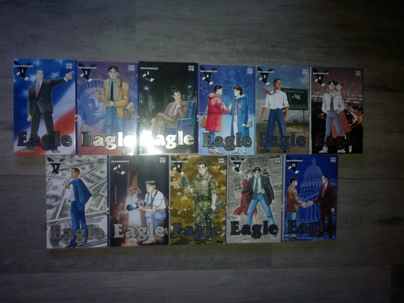 Vente de toute ma collection POP + Manga,Anime Eagle10