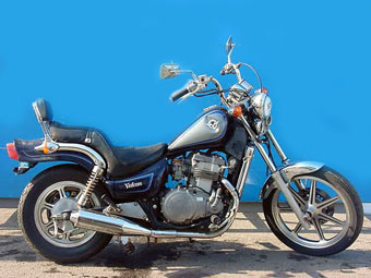 Kawasaki Vulcan Story Vulcan10
