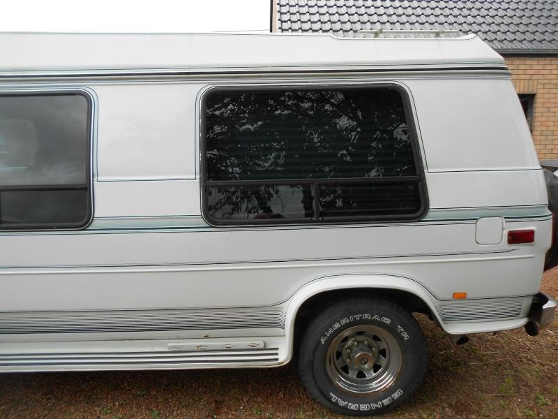 PIECES GMC VANDURA 3500 Van_0110