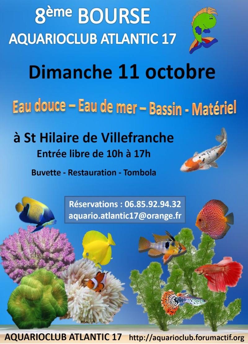 Bourse de St Hilaire de Villefranche Affich10