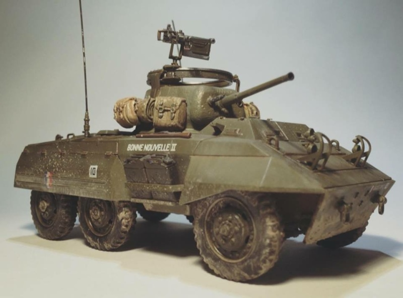 M8 GREYHOUND [ITALERI 1/35] - Page 4 Img_0127