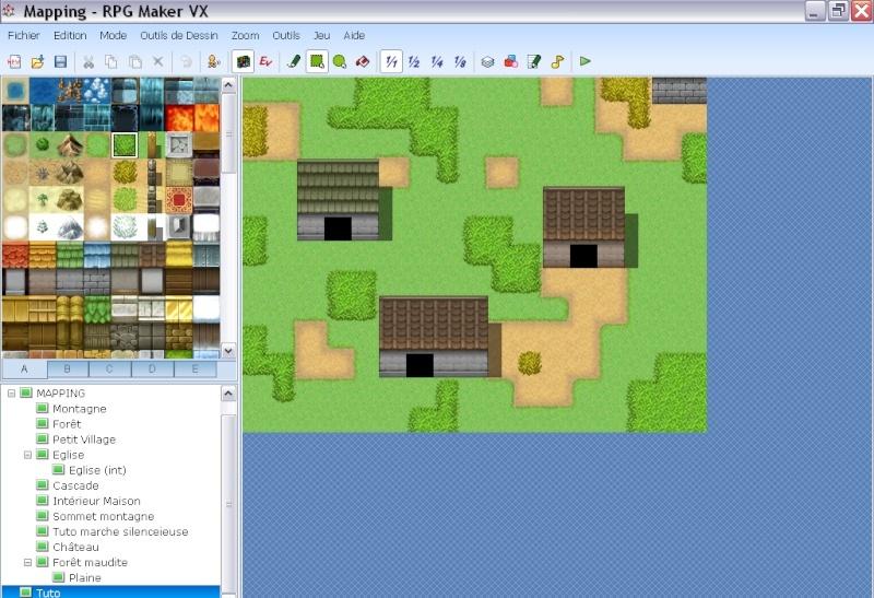 [MAPPING] Petit village 410