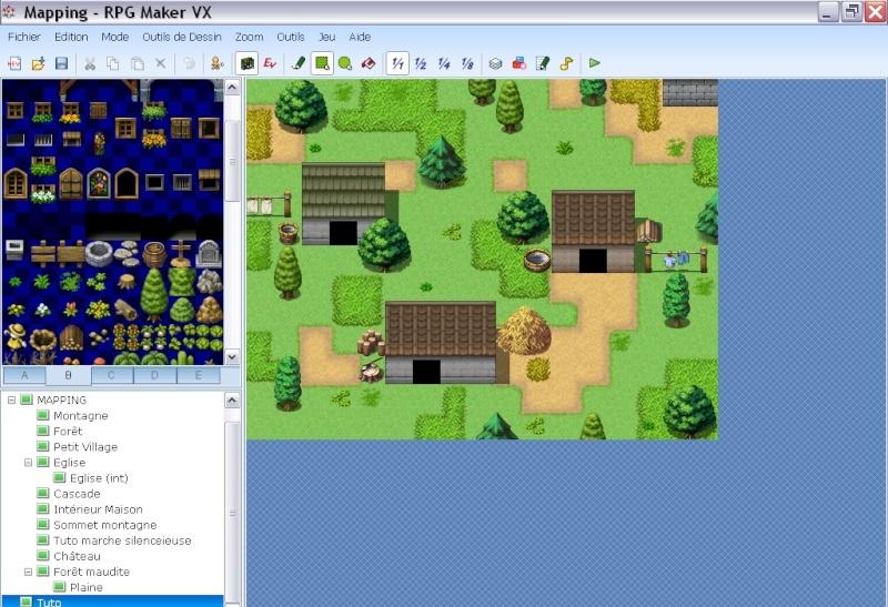 [MAPPING] Petit village 710