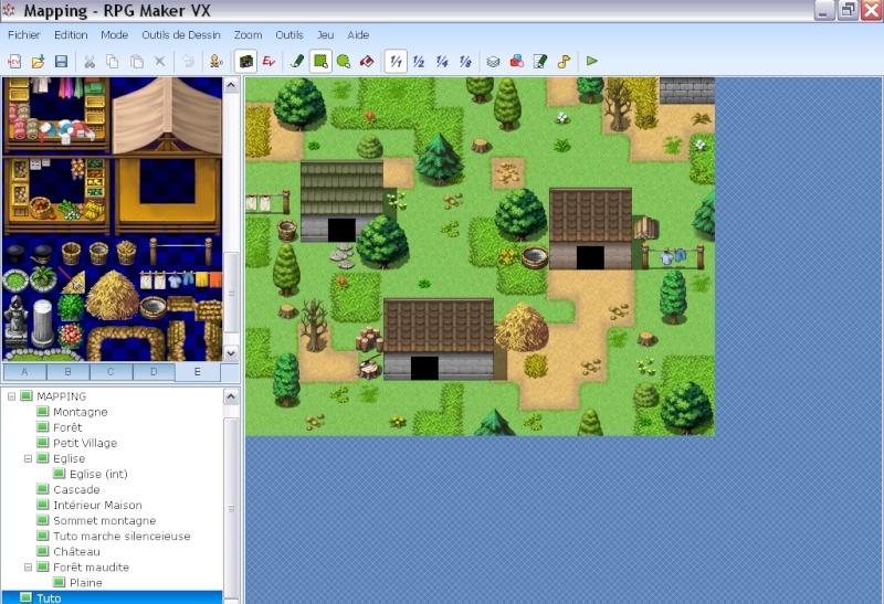[MAPPING] Petit village 810