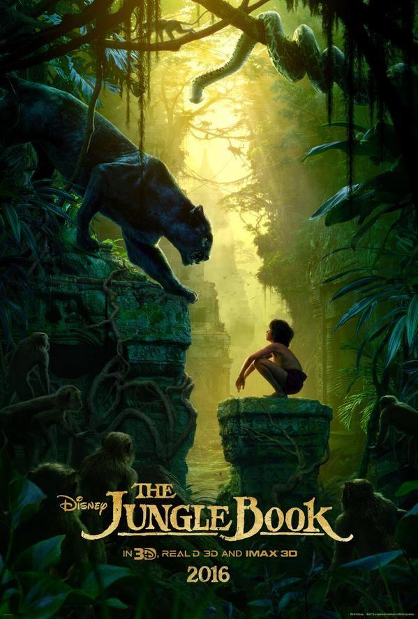 Le Livre de la jungle (Disney) le film sortie le 13 avril 2016 11902513